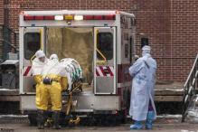 UN reports significant drop in Ebola cases
