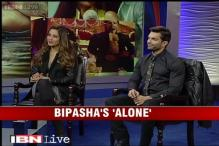 e Lounge: Bipasha Basu talks about her movie 'Alone'