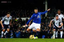 Everton held to 0-0 draw by West Brom in EPL