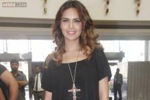 Look of the day: Esha Gupta turns heads as she teams a tassle crop top with denims