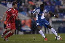 Espanyol close to King's Cup semis after 3-1 win over Sevilla