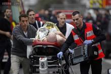 Gunmen open fire, shoot down 10 journalists, 2 policemen in Charlie Hebdo office in Paris
