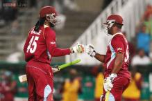 South Africa submit to calypso music as Windies win series in world record T20 chase