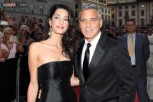 No trouble in Clooney and Alamuddin's paradise