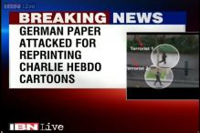 Arson attack on German newspaper for reprinting Charlie Hebdo cartoons