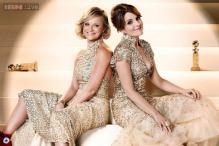 Tina Fey, Amy Poehler kick off 72nd Golden Globes; say they're celebrating 'all the movies North Korea was OK with'