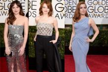 Amy Adams, Emma Stone, Naomi Watts: Best dressed at Golden Globes 2015