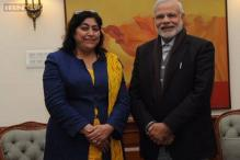 Gurinder Chadha thanks PM Narendra Modi for meeting her, apologises for her 'tutti futti' Hindi