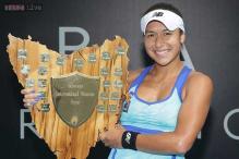 Heather Watson wins Hobart International