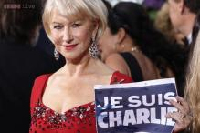 Helen Mirren: David Beckham is unbelievably beautiful