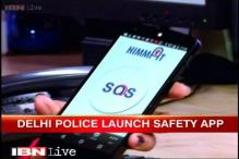 Delhi Police launches mobile application 'Himmat' for women's safety