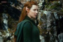'Hobbit' takes third straight win at US, Canada box office
