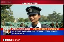 Republic Day parade a proud moment for all of us: Sqdrn Ldr Sneha Shekhawat