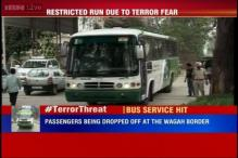Pakistan-India Dosti bus service restricted to Wagah border