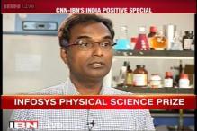 Journey of Professor Srivari Chandrashekar, winner of Infosys Prize 2014 in Physical Sciences