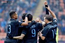 Inter Milan claim first home win since Roberto Mancini's return