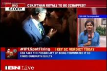 IPL Spot-fixing: Supreme Court to give final verdict today