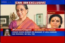 We are not Congress stooges, says Censor Board's Ira Bhaskar