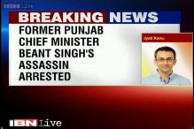Former Punjab CM Beant Singh's assassin Tara who escaped from jail through a tunnel in 2004, arrested