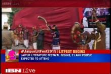 Musical session marks the beginning of Jaipur Literature Fest