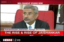 China and USA postings instrumental in Jaishankar's rise