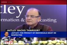 Arun Jaitley slams media, says media trials must be avoided in high profile cases