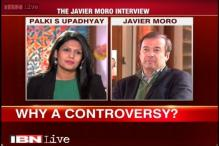 Exclusive: Javier Moro talks about controversy over 'Red Sari'