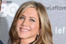 Jennifer Aniston scouting honeymoon getaways