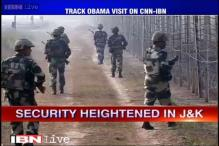 Security heightened in Jammu & Kashmir ahead of Obama's visit