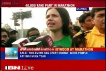 Mumbai Marathon a great way for the city to come together: Kalki Koechlin