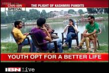 Young Kashmiri Pandits cite job shortage in the valley, say not keen to return