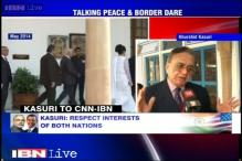 India and Pakistan must change their mindset: Khurshid Mahmud Kasuri