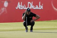 Martin Kaymer turning Abu Dhabi Championship into a procession
