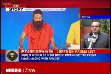LK Advani should not be given Padma award along with Ramdev: KC Tyagi