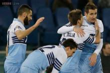 Klose scores one, sets up another as Lazio beat AC Milan 3-1