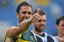 Australia's Mark Knowles named FIH 2014 Player of the Year
