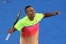 Nick Kyrgios joins Rafael Nadal in Australian Open quarter-finals