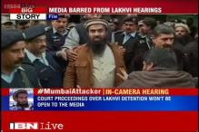 Islamabad HC accepts government request for in-camera hearing of LeT operative Lakhvi's detention