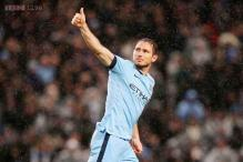 EPL says Frank Lampard under contract at Manchester City, not New York City