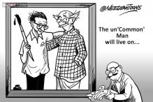 Being RK Laxman: Legendary cartoonist, creator of 'Common Man', passes away