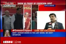 Show us proof of coercion, I&B Ministry asks Censor Board ex-chief Samson