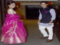 Kareena Kapoor, Arpita Khan, Neha Dhupia attend Soha Ali Khan's grand wedding reception