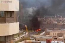 Gunmen storm Libya hotel, kill 10