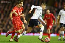 Battling Bolton Wanderers hold Liverpool in FA Cup