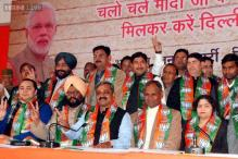 Delhi elections: Buta Singh's son Arvinder joins BJP