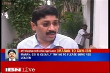 CBI trying to fix me, says former telecom minister Dayanidhi Maran