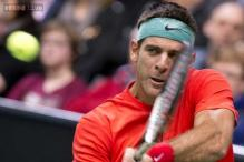 Del Potro wins comeback match after 10-month injury layoff