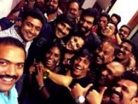 'Masss' behind-the-scenes: Actor Suriya poses in Bulgaria; director Venkat Prabhu shares selfies from the sets