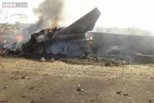 MiG 27 fighter aircraft crashes in Barmer in Rajasthan, no casualty