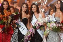 Israeli selfie from Miss Universe contest causes stir in Lebanon